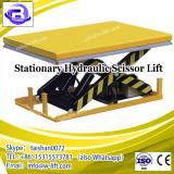 Bus scissor lift bridge better price stationary small platform