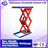 Vehicle inspection lift stationary lifting equipment